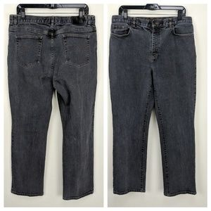 Gray Lauren Jeans Co. Jeans